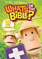 What's in the Bible 2: Let My People Go [DVD] [Import]