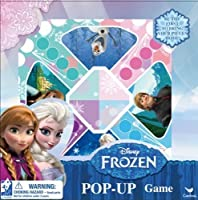 Disney Frozen Pop Up Board Game by Frozen