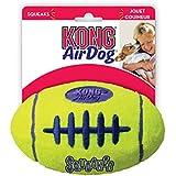 Kong AirDog Squeaker Football Large Dog Toy