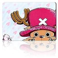 XIAOXIANNV ワンピースマウスパッド ピンクチョッパー マウスパッド ノートパソコン アニメマウスパッド ギア ノートブック コンピュータ ゲーミングマウスパッド ゲーマープレイマット