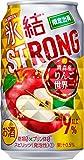 キリン 氷結ストロング 青森産りんご世界一 [ チューハイ 350ml×24本 ]