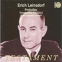 Symphonies Nos. 2 And 6 (Leinsdorf, Boston So) (2005-12-13)