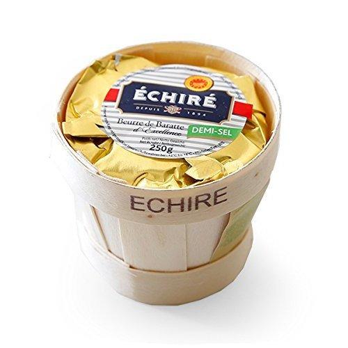 フランス AOP 伝統 エシレ 有塩 バター バケツ入り 【250g】