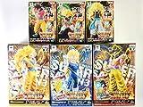 ドラゴンボール ヒーローズ カード付 DXFフィギュア 全6種セット 孫悟空 ベジータ ゴテンクス