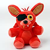 Cartoon Five Nights at Freddy's Figure Toy Foxy Plush Doll Stuffed Toys by toytoy [並行輸入品]
