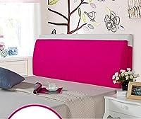 スポンジベッドヘッドボード背もたれクッションラージソフトクロスバッグロング三角枕クッション洗えるベッド ( 色 : C , サイズさいず : Xs xs )