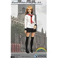 Artcreator_BM 1/6 ZY15-31 schoolgirl uniforms Summer 1/6 scale Women suit