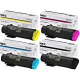 NEC トナーカートリッジ PR-L5800C-11/12/13/14 4色セット 純正品