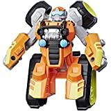 Transformers Rescue Bots - BrushFire Converting Robot Action Figure - Playskool Heroes Action Figures - Kids Toys - Ages 3+