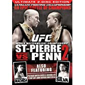 Ufc 94: St Pierre Vs Penn [DVD] [Import]