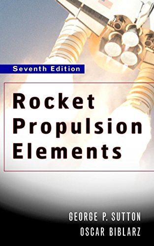 Download Rocket Propulsion Elements (Wiley-Interscience) 0471326429