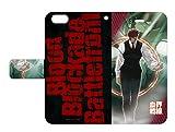 血界戦線 04 クラウス・V・ラインヘルツ 手帳型スマホケース iPhone6/6s/7/8兼用