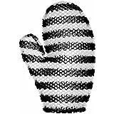 スプラコール ハニカム(ミット) ブラック&ホワイト