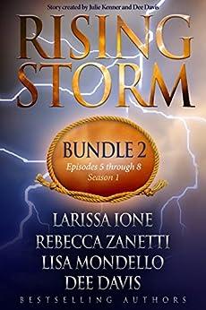 Rising Storm: Bundle 2, Episodes 5-8, Season 1 by [Ione, Larissa, Zanetti, Rebecca, Mondello, Lisa, Davis, Dee]