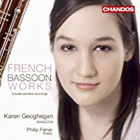 French Bassoon Works by Karen Geoghegan (2009-05-26)