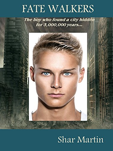 [Martin, Shar]のFate Walkers: The Amazon millions of years ago... (English Edition)