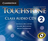 Touchstone Level 2 Class Audio CDs (4) 画像