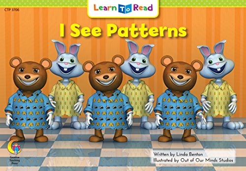 I See Patterns (Math Learn to Read)の詳細を見る