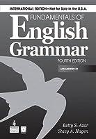 Fundamentals of English Grammar (4E) Student Book with CD and Answer Key (Azar-Hagen Grammar Series)
