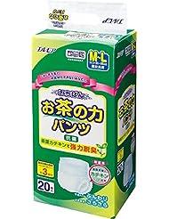 いちばん お茶の力パンツ M~Lサイズ 20枚