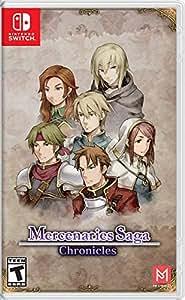 Mercenaries Saga Chronicles (輸入版:北米) - Switch
