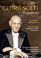 Solti conducts the Symphonieorchester des Bayerischen Rundfunks by Symphonieorchester des Bayerischen Rundfunks