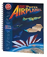 Klutz Book of Paper Airplanes Craft Kit by Unknown(2004-03-01)