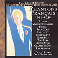 Chantons Francais 1934-1936 (Dejavu Retro Gold Collection)