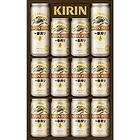 キリン一番搾り生ビールセット 350ml×10本、500ml×2本 K-IS3