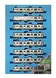 マイクロエース Nゲージ 都営10-300形 新宿線 8両セット A7290 鉄道模型 電車