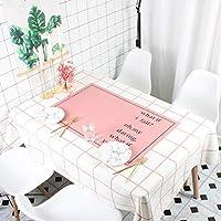 テーブルクロス テーブルカバー 汚れが拭き取れる 長方形 140*140 母の日 ティーマット 家庭用 喫茶店用 食卓カバー 撮影背景布 耐久 正方形 お手入れ簡単 テーブルランナー K 防塵 耐熱 エレガンス