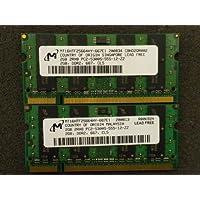 各社 PC2-5300S (DDR2-667) 2GB x 2枚組み 合計4GB SO-DIMM 200pin ノートパソコン用メモリ