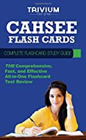 Cahsee Flash Cards: Complete Flash Card Study Guide