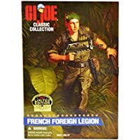 G.I.JOE CLASSIC COLLECTION MODERN FORCES FRENCH FOREIGN LEGION G.I.ジョークラシックコレクション フランス外人部隊 97 限定品