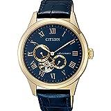 [シチズン]腕時計 海外モデル メカニカル スモールセコンド オープンハート NP1023-17L メンズ