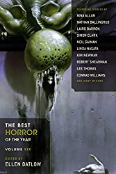 The Best Horror of the Year (The Best Horror of the Year Series Book 6)