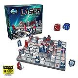 ThinkFun Laser Maze CHESS レーザー迷路(クラス1)8歳以上の男の子と女の子向けの論理ゲームとSTEMおもちゃ–子供向けの賞を受賞したゲーム[2つのサイコロが含ま]