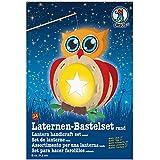 Ursus 18700034 Lantern Craft Kit - Owl Motif 33 x 26.5 cm