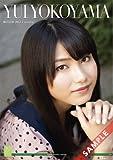 壁掛 AKB48-12横山 由依 カレンダー 2013年の画像