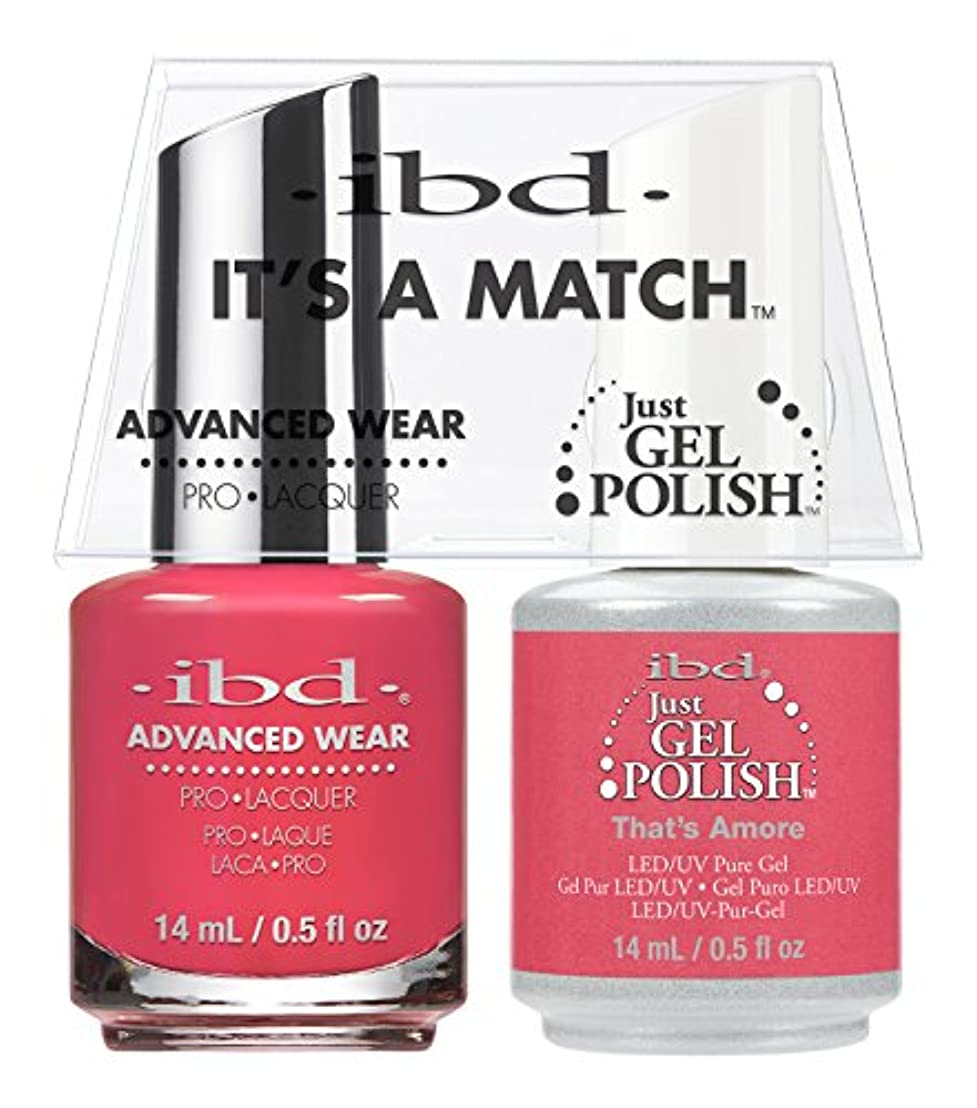申し立てる思慮深い反論ibd - It's A Match -Duo Pack- That's Amore - 14 mL / 0.5 oz Each
