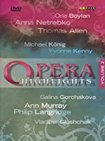Opera Highlights 2 [DVD] [Import]