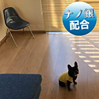 ナノ銀配合【マンション限定】3LDK 廊下含む フロアコーティング グッドライフコート竹(ガラスコーティング)20年保証付き
