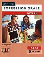 Competences 2eme edition: Expression orale A1/A2 Livre & CD