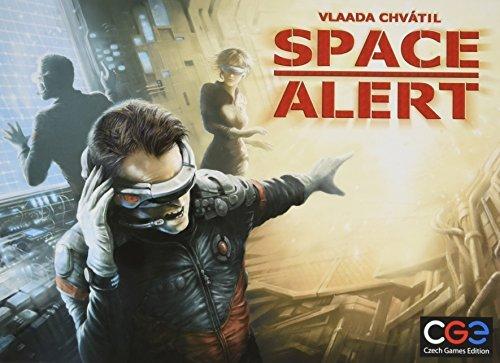 スペースアラート (Space Alert) (Engilsh) [並行輸入品] ボードゲーム