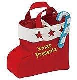 丸和貿易 ギフトバッグ クリスマス クトゥルノエル クリスマスブーツ L 400740202