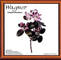 ワグナー序曲集:リエンチ/パルジファル/さまよえるオランダ人/他