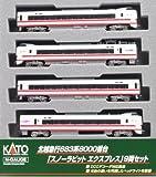 KATO Nゲージ 683系 8000番台 スノーラビットエクスプレス 9両セット 10-810 鉄道模型 電車