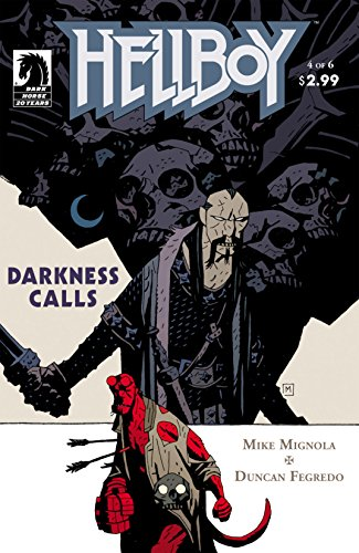 Download Hellboy: Darkness Calls #4 (English Edition) B01661DXWS