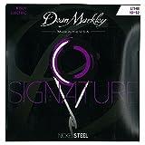 Dean Markley 2504 Light Top Heavy Bottom Nickel Steel 10-52 エレキギター弦×5セット
