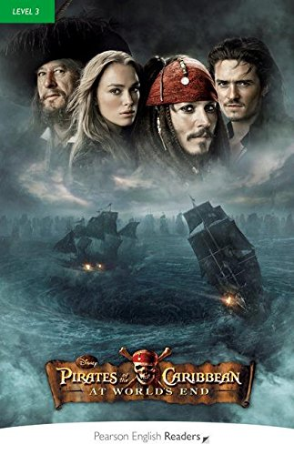 Penguin Readers: Level 3 PIRATES CARIBBEAN: AT WROLD'S END (Penguin Readers, Level 3)の詳細を見る